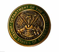Department of the Army round small Hat or Lapel Pin H14499D3