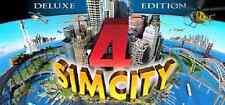 SimCity 4 Deluxe Edition PC & MAC *STEAM CD-KEY* *Fast Delivery*
