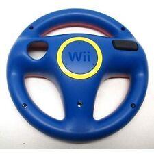 Official Steering Wheel RVL-024 Mario Kart Red / Blue Rvl-Hak-Usz For Wii 0E