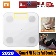 Xiaomi Mi Smart Scale Bathroom Weight Scale Bluetooth 5.0 Fitness APP LED Q3X5