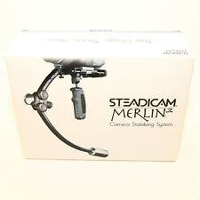 Steadicam Merlin 2 Camera Stabilizing System for compact DSLRs & mirrorless - OB