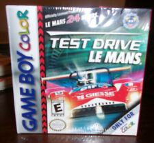 Test Drive: Le Mans (Nintendo Game Boy Color / Advance) NEW SEALED!