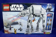 NEW Lego 8129 - AT-AT WALKER - STAR WARS Set - 8 Minifigures - 2010 SEALED BOX