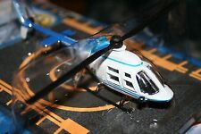 Runway24 RW055 Bell B206 Jetranger Police Helicopter 1:87 Scale Diecast New
