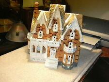 Dept 56 Snow Village's       Haversham House W/Box