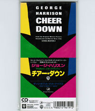 """Sealed GEORGE HARRISON Cheer Down/That's What It Takes JAPAN 3"""" CD 09P3-6191"""