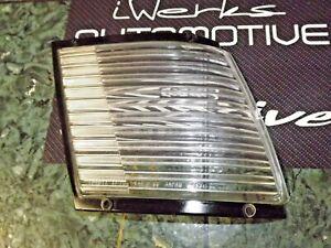 OEM 79-81 USDM Toyota Celica Supra MA46 A40 passenger corner light lens 14-76 R