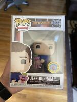 Funko POP! Comedians #03 Jeff Dunham & Peanut Exclusive w/ FREE PROTECTOR