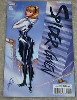 SPIDER-GWEN 9 J SCOTT CAMPBELL RETAILER VARIANT 1st PUNISHER SPIDER-MAN VERY HOT