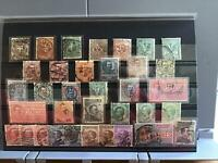 Italy 1901 to 1906 used stamps  R25103