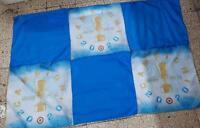 1 bandiera NAPOLI campione 136x92cm cucita coppa italia 2020 bandierone ultras