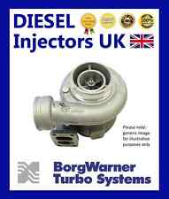 New Original BorgWarner Turbocharger 312297 - DAF 1284020 - RVI 5000678436