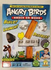 Angry Birds Knock on Wood Game FULL 2010