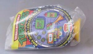 Vintage TMNT Teenage Mutant Ninja Turtle 1993 Burger King Kids bike set horn