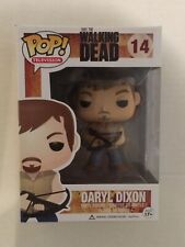 Funko POP Television Daryl Dixon #14 AMC The Walking Dead MIB Walkers Zombies