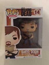 Funko POP Television Daryl Dixon #14 AMC The Walking Dead MIB Walkers Zombies