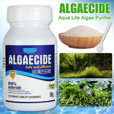 50g Algae Purifier Aquarium Safe Algae Remover Water Purification for Fish Tank