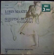 Maazel - Tchaikovsky Sleeping Beauty LP VG+ TV S 34664 Vinyl Record