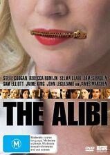 The Alibi [Lies & Alibis] DVD SEXY COMEDY ROMANCE  BRAND NEW SEALED Region 4
