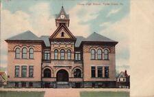 Postcard Union High School Turtle Creek Pa