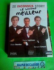 ZE INCONNUS STORY LE BOCOUP MEILLEUR COFFRET 3 DVD