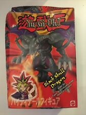 NEW Vintage Black Skull Dragon Yu-Gi-Oh! Mattel Model Kit Complete Sealed Box