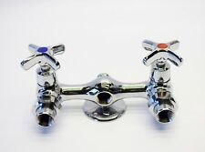 Wall Mounted Faucet Chrome Plated BrassSpeakman Cartridges No Spout