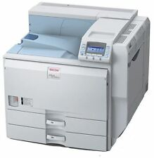 Ricoh Aficio SP8200DN Laser Printer 11X17 P/N 406326 50PPM