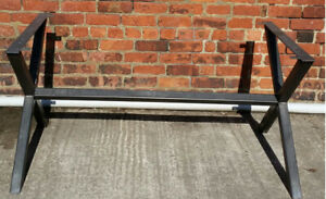 X Leg Table Frames with Centre Brace (Only one Made)