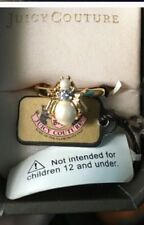 Nwt Rare Juicy Couture Halloween Spider Ring 6