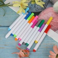 12pc Liquid Chalk Pens Marker Colour White board Wipe Clean Red Blue White Multi