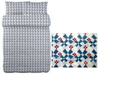 New Ikea FYRKLOVER Quilt cover & 2 pillowcases (Queen