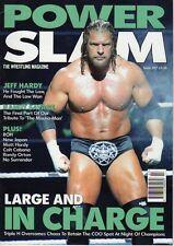 WWE MAGAZINE POWERSLAM WRESTLING OCTOBER 2011 ISSUE 207 HULK HOGAN POSTER