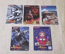 2005 KONAMI GUITAR FREAKS V2 ID CARDS