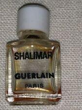 Miniature Guerlain Perfume Bottle