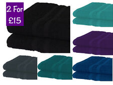 2 Jumbo Extra Large Beach Towel | 100% Cotton | Best Holiday Bath Sheet 8 Colour