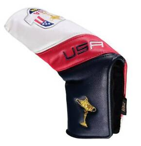 2018 RYDER CUP (Le Golf National) PRG - 12 Strong - Limited Edition PUTTER COVER