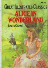 Alice In Wonderland Great Illustrated CL Carroll, Lewis Hardcover