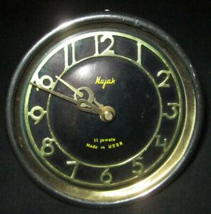 Mechanisches Uhrwerk für Russische Majak Tischuhr UDSSR Kaminuhr Handaufzug