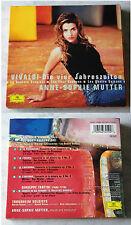 ANNE-SOPHIE MUTTER - Die vier Jahreszeiten .. 1999 Dt. Grammophon Digipak-CD