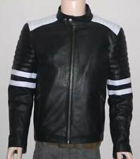 Zip Biker Jackets for Men