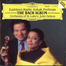 Kathleen Battle & Itzhak Perlman - The Bach Album (DG 1992)