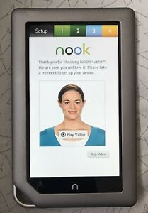 Barnes & Noble Nook Color 8GB, Wi-Fi, 7 inch - Slate With Nice Cover