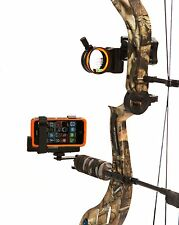 Bow-Mount Video Stabilizer/ Smart Phone Clamp Combo