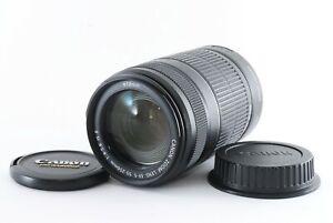 [Near Mint ] Canon EF-S 55-250mm F/4-5.6 IS II STM Zoom Lens Japan #807079
