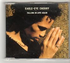(FZ588) Eagle-Eye Cherry, Falling In Love Again - 1998 DJ CD