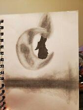 New Listingwolf drawing