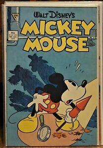 Mickey Mouse #225 (1987 Dell/Gold Key/Gladstone) Walt Disney FN-