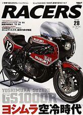 Racers Vol. 28 Book Buch Yoshimura Suzuki GS1000R XR69 GS GSX GSXR 750 1100