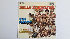 """Vinyl-7""""-Cover # only Cover # Don Fardon # Indian Reservation - I Need # vg+"""
